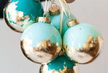 Crafts: Ornaments / Creative DIY holiday ornament craft ideas, tips, tricks, and inspiration.