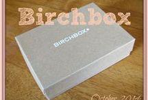 Birchbox Reviews!