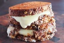 Grilled Cheese Goodness / { melty, cheesy goodness }