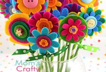 Celebrate: Mother's & Father's Days / Mother's Day and Father's Day gift ideas, crafts, projects, and inspiration.