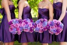 Wedding Bridesmaid / Todo lo relacionado para el atuendo y arreglo de mis lindas damas de honor