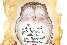 Owl love! / by Ericka Felker