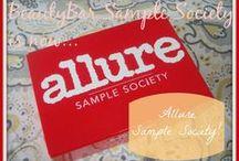 Allure Sample Society Reviews!