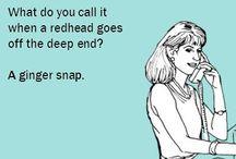 Red head love! / by Ericka Felker