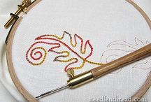 Punch Needle~Embroidery! / by Ericka Felker