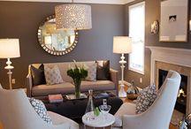 Apartment Decor Ideas / by Mandie Wickenhauser