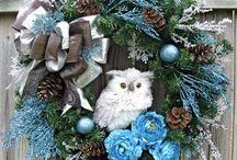 Wreaths! / by Ericka Felker