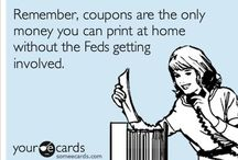Couponing! / Education on using coupons correctly. / by Ericka Felker