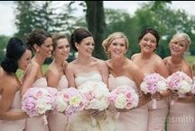 """Your """"Big"""" Day. (Wedding ideas) / We love having Bridal Parties here with us. We do onsite Bridal Makeup, as well as here in our Spa."""