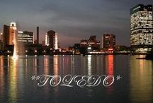 """The """"Glass City"""" Toledo, Ohio / A guide of our wonderful city. attractions, restaurants, and shopping."""