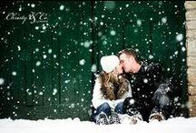 Future Winter Engagement Photos