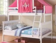 ❤ Kids Room Decor / Custom Kids Furniture has fun twin beds tents for sale at https://www.customkidsfurniture.com/collections/twin-bed-tent.  Add a top tent to twin size bunk beds or loft beds to turn them into a fun fort or add a curtain to a low loft bed to create a fun fort underneath.