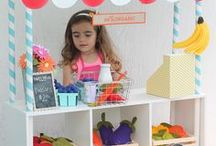 ❤ DIY Home Decor / Favorite DIY home decor projects for kids rooms from the staff at customkidsfurniture.com