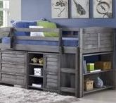 ❤ Beds with Storage / We have designed our furniture to maximize limited space in your child's bedroom. See more kids beds with storage & bunk beds with storage at https://www.customkidsfurniture.com/collections/kids-beds-with-storage