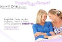 Dr. John Zavell / Visit www.johnzavellmd.com to learn more about treatments and procedures.
