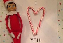❤ Elf on the Shelf / Nothing brings my kids more joy than the mischief of their Elf on the Shelf Doll.  Here our some of our favorite elf ideas from www.customkidsfurniture.com