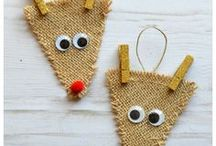 ❤ Kids Christmas Fun / Christmas is our favorite time of year at www.customkidsfurniture.com.  Here are some fun craft, diy, and decorating ideas for kids!