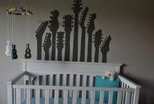 Rockin' Nursery Rooms / Baby Room Ideas