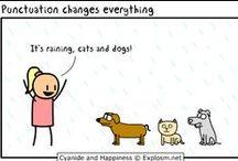 Writing- Punctuation