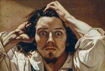 Gustave Courbet / Gustave Courbet, grand peintre du 19ème siècle et maître du courant réaliste, a marqué l'histoire de l'Art avec ses œuvres célèbres : l'Origine du Monde, le Désespéré, l'Enterrement à Ornans, le Chêne de Flagey. Né à Ornans et attaché à son pays d'origine, il a peint toute sa vie les paysages de sa terre natale. Découvrez le musée Courbet à Ornans, la ferme familiale Courbet à Flagey et parcourez ses sentiers.