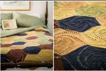 Tejeradas: Grannies y mantas