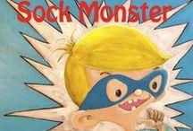 Sock Monster / picture books I love