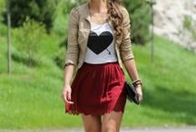 Outfits I wish for / by Haley Green