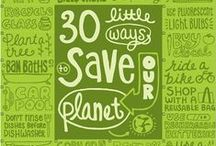 Green Power! / Tips for #goinggreen- it's easy, good for the environment and can be fun too!