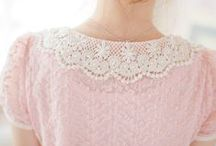 Sweet and Scalloped / If Only Everything In Life Could Be Scalloped