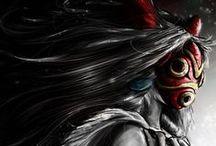 Friki: Mononoke