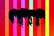 The Fab Four / the beatles / by Ti Zeh