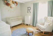 Baby room / by Kayla Rawlinson