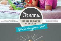Editions touristiques / Retrouvez toutes les éditions du Pays d'Ornans Loue Lison, et commandez les sur : http://www.ornans-loue-lison.com/no/brochures.html