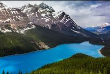 Canadian Rockies / by Discover Canada Tours