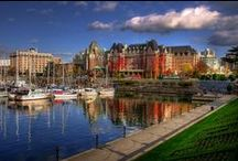 Victoria / by Discover Canada Tours