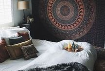 Bedroom inspiration / Making my new bedroom cosy :)