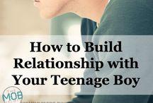 Bringing Up Amazing Teenage Boys