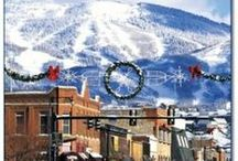 Holidays / Celebrate the holidays in beautiful Steamboat, Colorado!