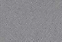 op art . kinetics . 3D . graphic