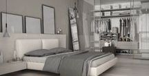 Walk in Wardrobes / Walk in Wardrobes in the UK. For the ultimate in walk in wardrobe design our beautiful range of colours and finishes combined with our unique cantilever design allows you the flexibility to create your dream space.
