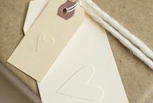 Gift wrapping and boxes / DIY gift wrapping and boxes ideas / boîtes et emballages cadeau