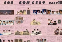 Poster / 過去のLIVEのポスター・フライヤー等を掲載。 ※個人名、電話番号や住所等の個人情報は一部加工しております。