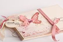 Scrapbooking {With Ribbon!} / Fabulous scrapbooking ideas that embellish your memories in with whimsy and beauty.