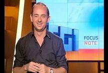 Leonardo Metalli / Journalist Rai and Tv presenter, musician, writer chief editor