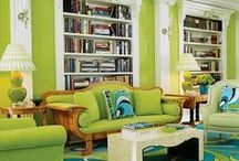 Green Home Decor