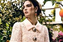 Dolce&Gabbana for Marie Claire