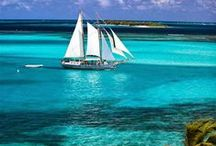 Boating Destinations / Don't know where to sail to next weekend? Pick one of these destinations!