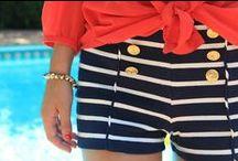 Marine Fashion / Marine Clothing & Styles