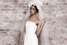Modern and Alternative Wedding Dresses / Alternative wedding dresses for modern brides