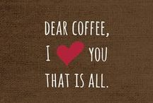 For the love of Coffee / Coffee - Lifes essential